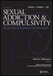 Ligos tema apie seksualinę priklausomybę ir kompulsyvumą
