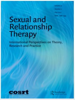 Sexual and relationship therapy