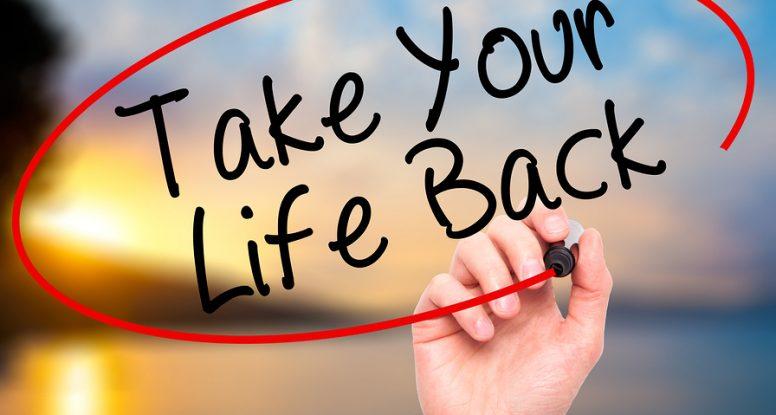 Ta tillbaka ditt liv
