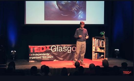 TEDx ڳالهايو