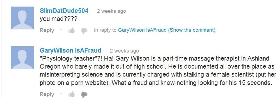 c306fd013 Nicole Prause's Unethical Harassment and Defamation of Gary Wilson ...