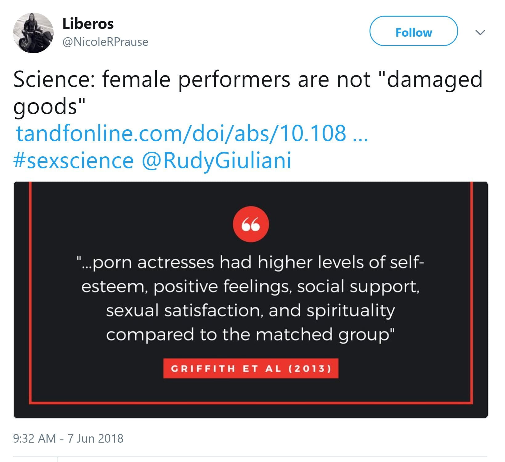 Dating weiblicher Sexualsüchtiger