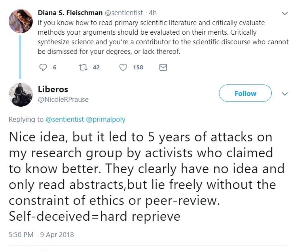 8dbea8c6e ليس فقط ما يطلق عليه النشطاء ، فقد كانت هناك انتقادات 15 لأوراقها في  الأدبيات التي استعرضها الأقران: