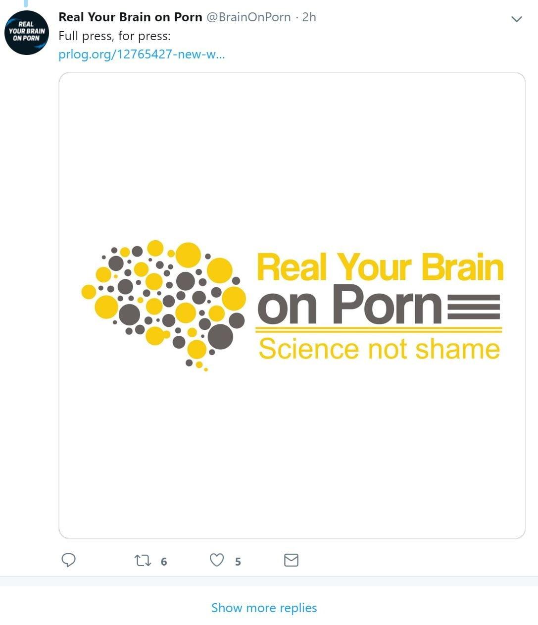 Daniel A Burgess LMFT owns realyourbrainonporn.com